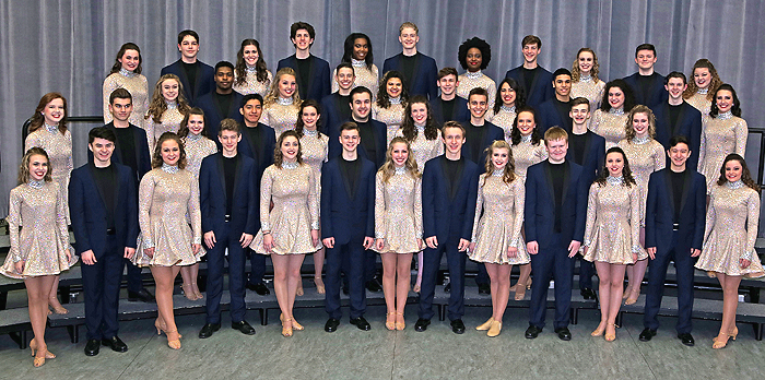 2018 First Edition choir members